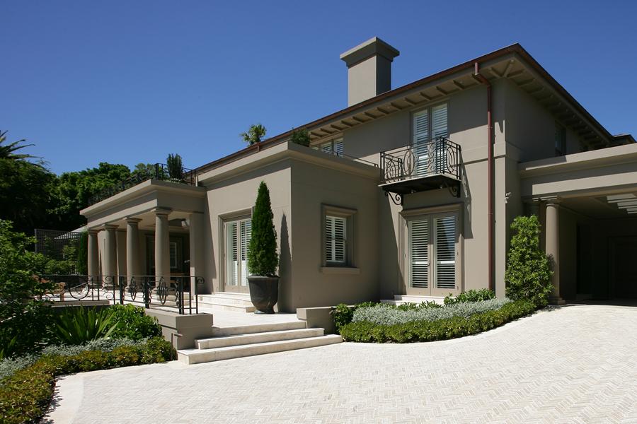 Bellevue Hill House Michael Suttor Preeminent Australian Architect - Bellevue hill house